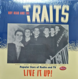 "LP ✦✦ ROY HEAD AND THE TRAITS ✦✦ ""Live It Up!"""